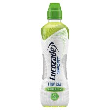 Lucozade Sport Lite Lemon/Lime 4 X 500Ml