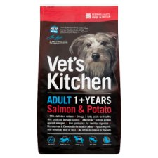 Vets Kitchen Adult Dog Salmon & Potato 1.3 Kilograms
