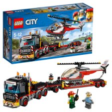 Lego Heavy Cargo Transport 60183