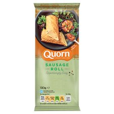 Quorn Meat Free Sausage Roll 130G