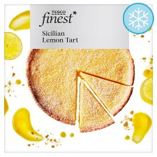 Tesco Finest Sicilian Lemon Tart 458G