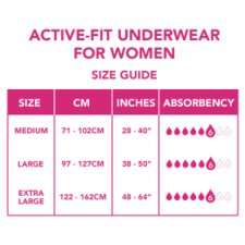 image 3 of Depend Active Fit Large Incontinence Pants 8 Pack