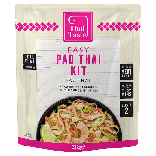 Thai Taste Easy Pad Thai Meal Kit 232G
