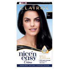 Clairol Nice 'N Easy Black 2 Hair Dye