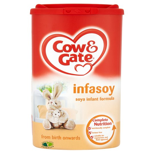 Cow And Gate Infasoy Milk Powder 900G