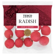 Tesco Radish Pack 240G