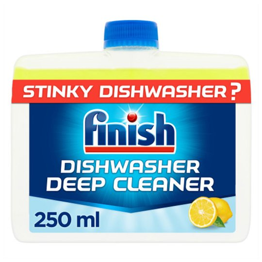 image 1 of Finish Lemon Dishwasher Cleaner 250 Ml