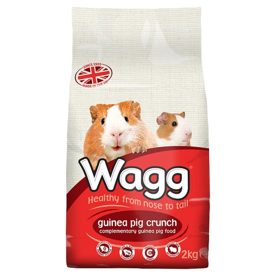 image 1 of Wagg Guinea Pig Crunch 2Kg