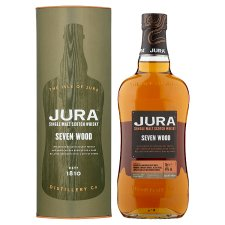 Jura Seven Wood Malt Whisky 70Cl