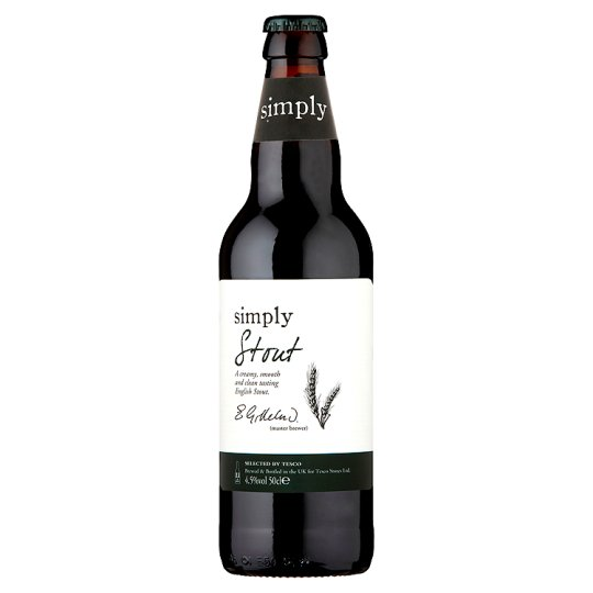 Simply Stout 500Ml