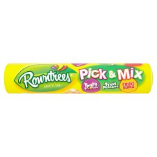image 2 of Rowntrees Pick & Mix Tube 140G
