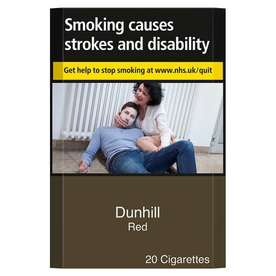 Dunhill Red 20 Pack
