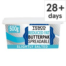 Tesco Butterpak Light Spreadable 500G