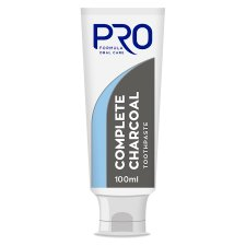 Pro Formula Complete Charcoal Toothpaste 100 Ml