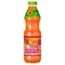 Kubus Carrot Raspberry And Apple 100% Juice 900Ml