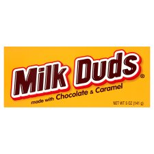 Hersheys Milk Duds Chocolate And Caramel 141G (C)