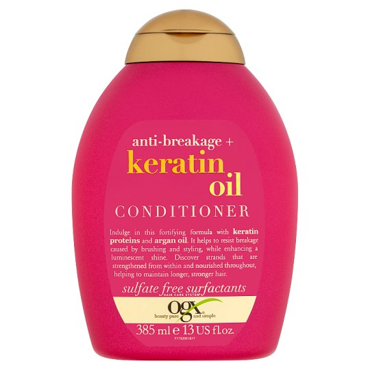 Ogx Keratin Oil Anti-Breakage Conditioner 385Ml