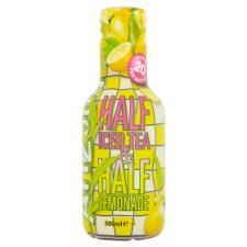 Arizona Half And Half Low Calorie 500Ml