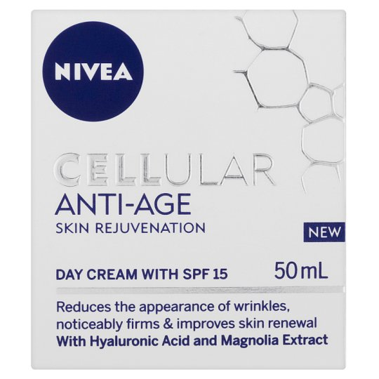 image 1 of Nivea Facecare Cellular Day Cream 50Ml
