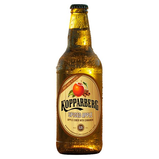 Kopparberg Spiced Apple 500Ml