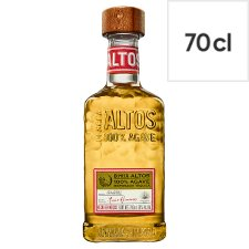 Olmeca Altos Resposado Tequila 70Cl