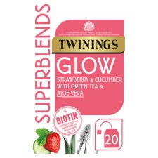 Twinings Superblends Glow 40G