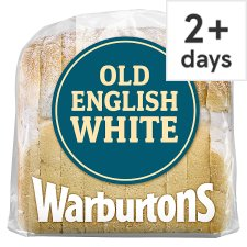 Warburtons Old English White Bread 400G
