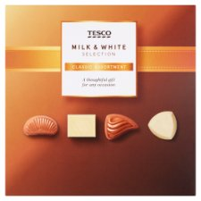 Tesco Chocolate Collection 130G