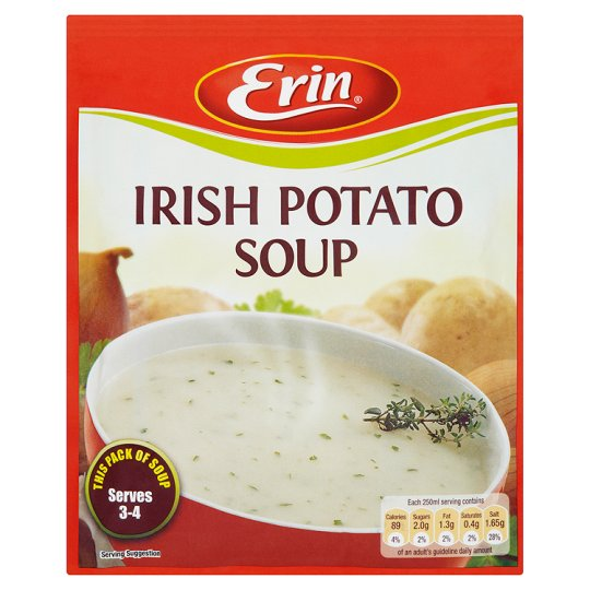 Erin Irish Potato Soup 84G