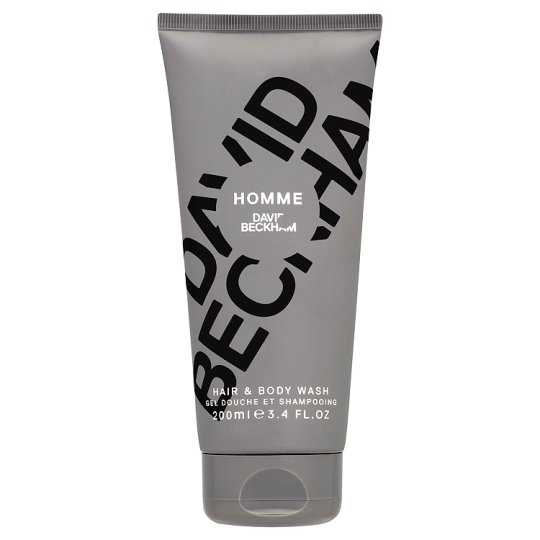 Beckham Homme Hair And Body Wash 200Ml
