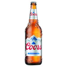 Coors Light Lager 710Ml