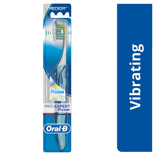 Oral-B Pro Expert Pulsar 40 Medium Toothbrush