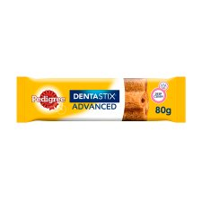 Pedigree Dentastix Advanced Dog Chew 80G