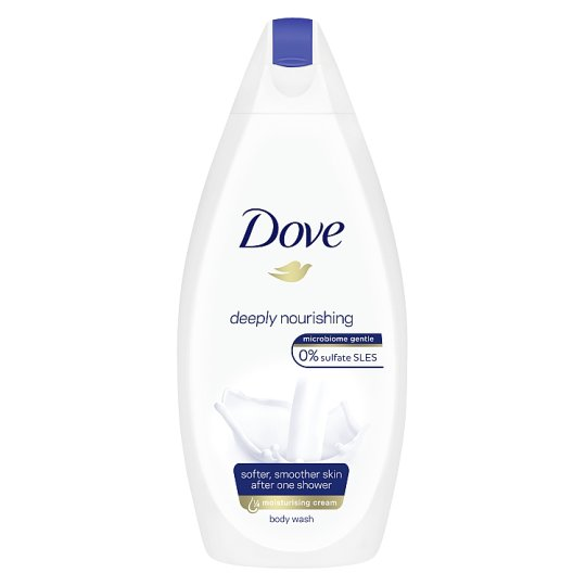 Dove Deeply Nourishing Body Wash 500Ml