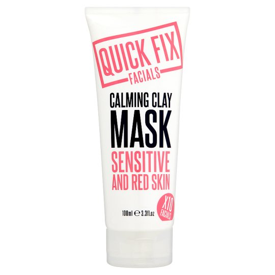 Quick Fixfacials Calming Clay Mask 100Ml