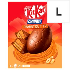 Nestle Kit Kat Chunky Peanut Large Egg 264G