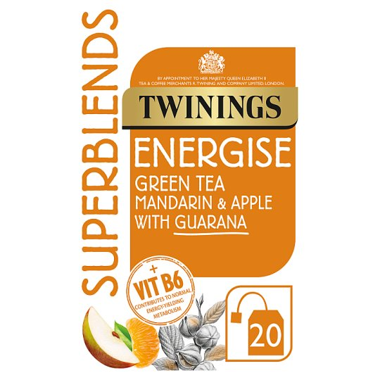 Twinings Superblends Energise 40G