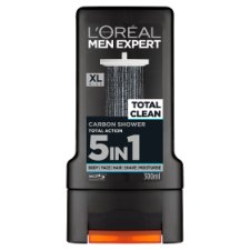 L'Oreal Men Expert Total Clean Shower Gel 300Ml