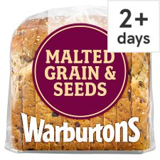 Warburtons Malted Grain And Seeds Bread 400G
