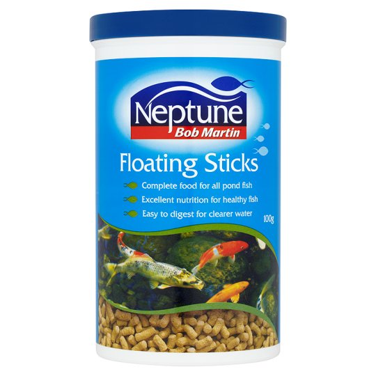 Neptune Pond Floating Sticks 100G