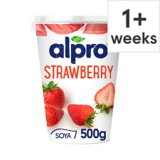 Alpro Strawberry 500G