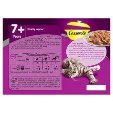 image 3 of Whiskas Casserole Poultry In Jelly 12 X 85G