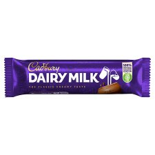 Cadbury Dairy Milk Chocolate Bar 45G