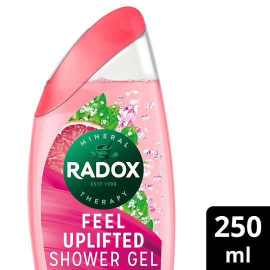 Radox Uplifting Shower Gel 250ml Groceries Tesco Groceries
