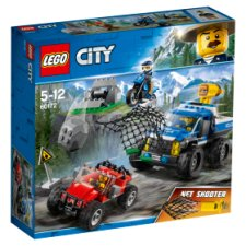 Lego Dirt Road Pursuit 60172