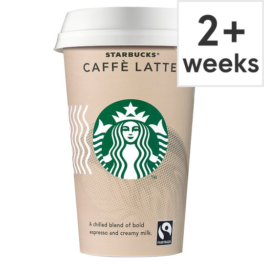 Starbucks Coffee Seattle Latte 220 Ml