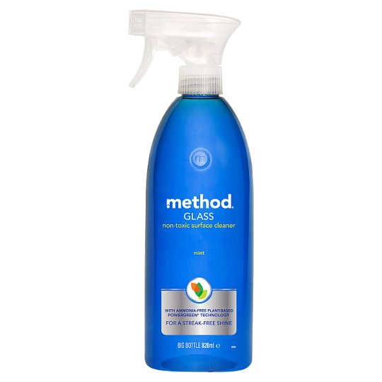 Method Glass Cleaner Spray 828Ml