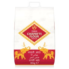 Tesco Medium Chapatti Flour 10Kg