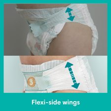 image 2 of Pampers Baby Dry Size 4 Essential Pack 44 Nappies