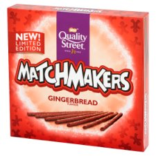 image 3 of Quality Street Gingerbread Matchmakers 120G